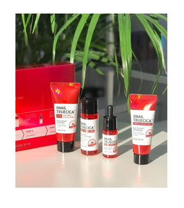 SOME BY MI SNAIL TRUECICA STARTER KIT (Cleanser + Toner + Serum + Cream)