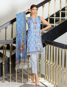 Khas Exclusive Lawn Collection - Original