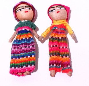 Lumily - Worry Dolls - Guatemala