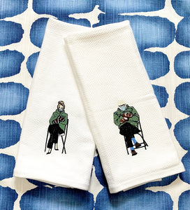 Bernie Kitchen Towels