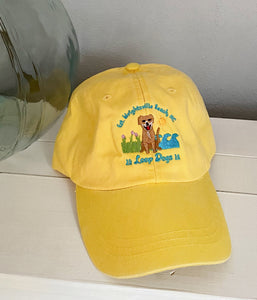 Loop Dogs Yellow Hat