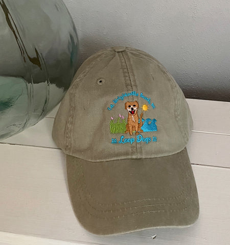 Loop Dogs Khaki Hat