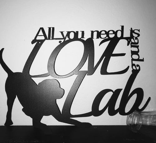 Lab - All You need is Love and a Lab