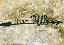 This is Us - Metal Wall Art home decor