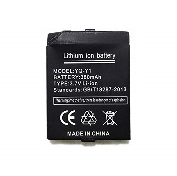 Smart Watch Y1s Battery