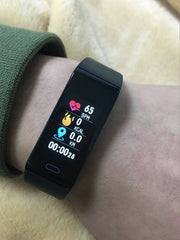 LEMFO-B6 COLORED SCREEN SMART BAND