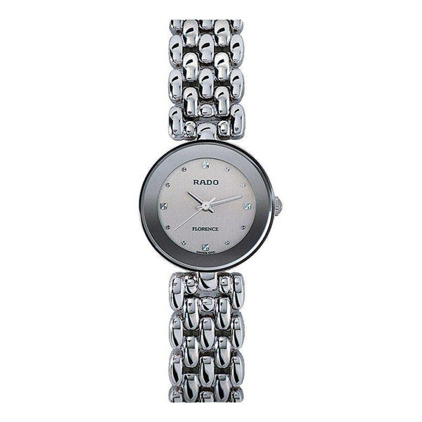 Rado Watch  Florence  In Black Dial For Her