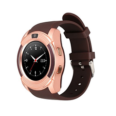 SMART WATCH V8 - GOLDEN