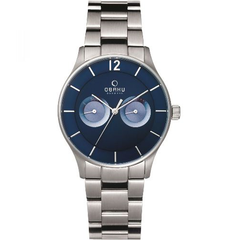 Obaku Analogue Gents Watch
