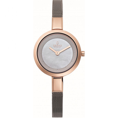 OBAKU Rose Plating Analogue LADIES WATCH