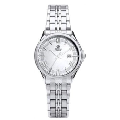 Royal London Classic Ladies Quartz Silver Stainless Watch