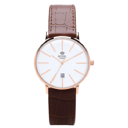 Royal London Ladies Analog Strap Buckle Watch