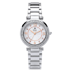 Royal London Ladies White Pearl Stainless Steel Watch