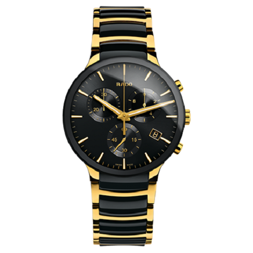 Rado Centrix Man Quartz 40 Mm Watch