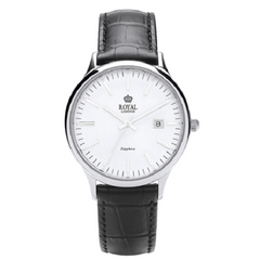 Royal London Men's Wrist Classic White Dial Watch