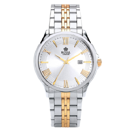 Royal London Classic Gents Stainless Steel Bracelet Watch