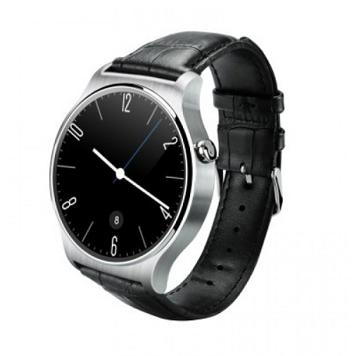 LEMFO GW01-HD SMART WATCH -SILVER