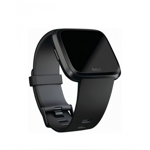 Fitbit Versa 2 - Black / Carbon Aluminum - Small