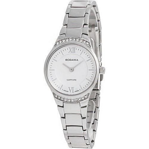 Rodania Swiss Silver Material Calgary Female Watch