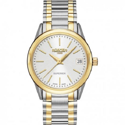 Roamer Superior Swiss Ladies Quartz Watch
