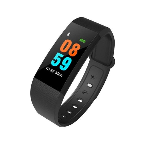 I9 Smart Bracelet Heart Rate & BP Monitor (Waterproof)