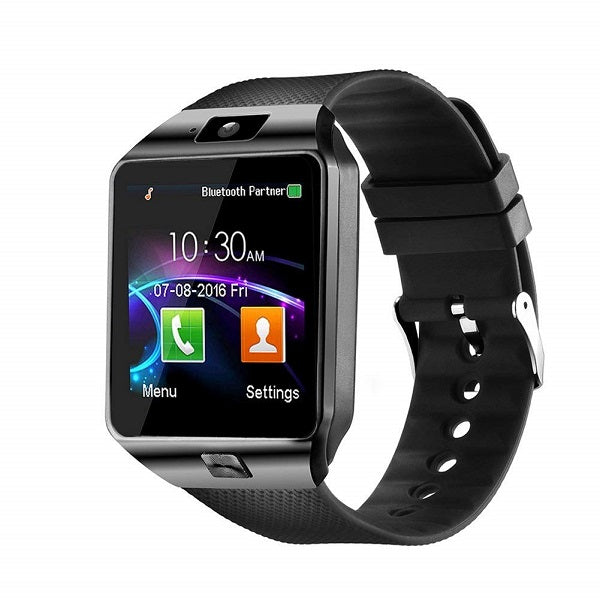 DZ09 Sim Supported - Bluetooth - Camera Smart watch