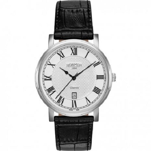 Roamer Swiss Made Gents Quartz Classic Line Watch