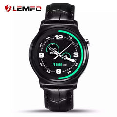 LEMFO GW01-HD SMART WATCH MATTE BLACK