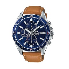 Casio Edifice Analog Blue Dial Men's Watch–EFR-546L-2AVUDF (EX250)