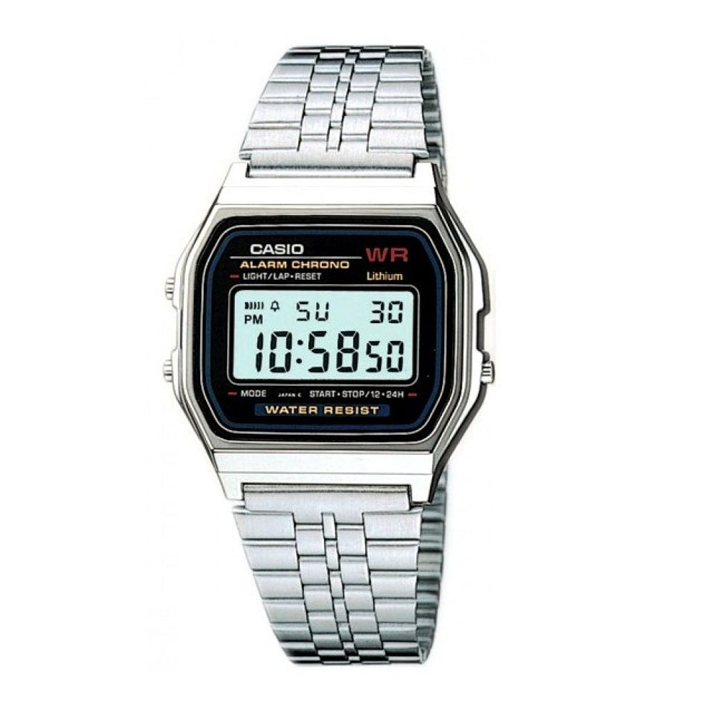 Casio Retro Herren Mens Unisex Uhr Watch Montre Orologio