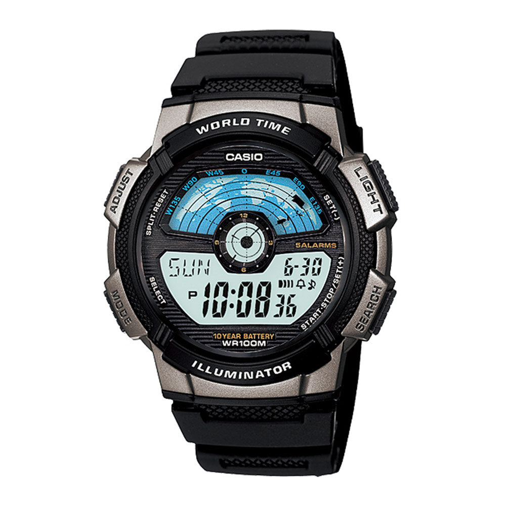 Casio Youth Series Multi Color Dial Men's Watch