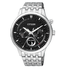 Citizen Eco Drive Moon Phase Sapphire Analog Gent's Watch