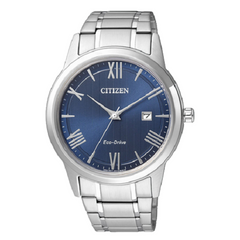 Citizen Eco-Drive Analog Blue Dial Men's Watch