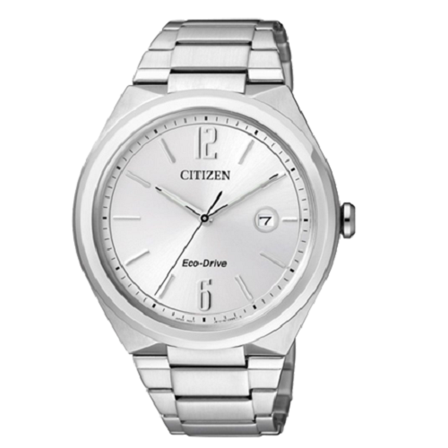 Citizen Eco Drive Metal Strap Stainless Steel Men's Quartz Watch