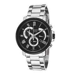 Beside Series Chronograph Stainless Steel Men's Watch