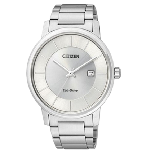 Citizen Wrist Eco-Drive Analog Men's Crystal Watch