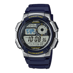 Casio AE-1000W-2AV For Men-Digital, Sport Watch
