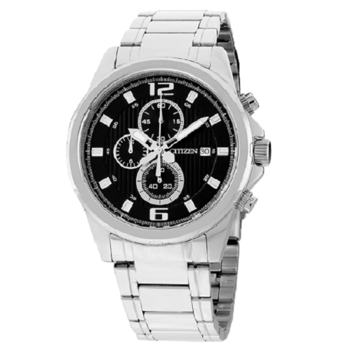 Citizen Analog Casual Quartz Silver Men's Watch