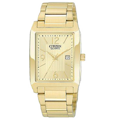 Citizen Gold Tone Wrist Watch for Men