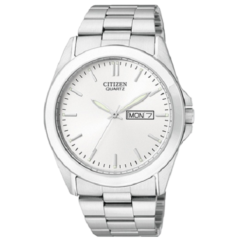 Citizen Men's Stainless Steel Analog Watch