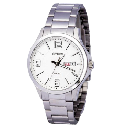 Citizen Quartz Elegant Calendar Men's Watch