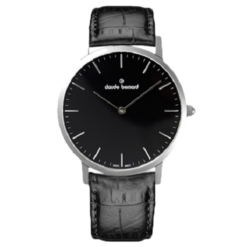 Claude Bernard Classic Slim Line Analog Quartz Men's Watch