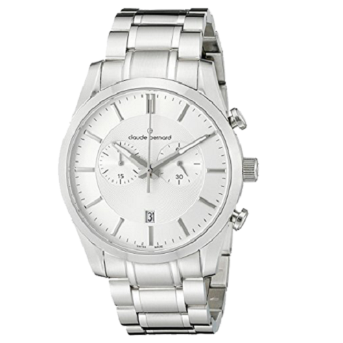 Claude Bernard Men's Classic Chronograph Analog Display Watch