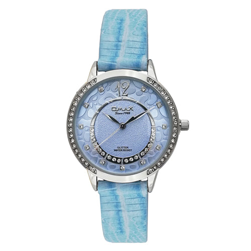 Omax Ladies Fashion Watch Glitter