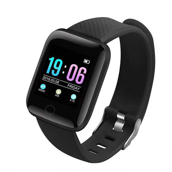 D116 Plus Smart Bracelet Smartwatch Android iOS Bluetooth