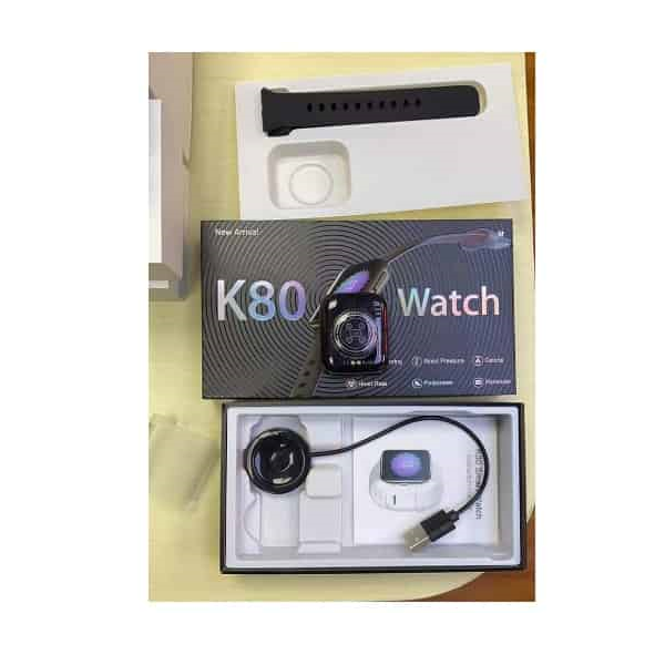 K80 Smart Watch With Bluetooth Calling Function 20mm Smart Watch