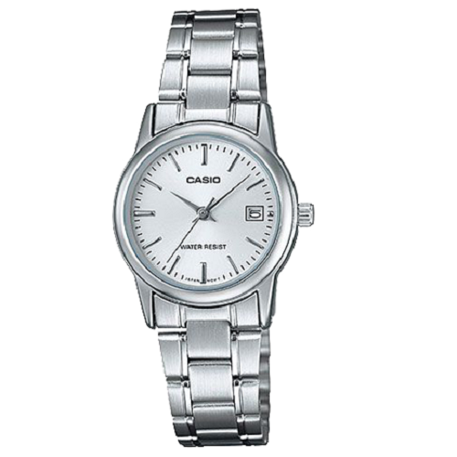 Casio Standard Women's Quartz Stainless Steel Casual Watch