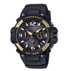 Casio Men's Analog Sports Chronograph Wrist Watch