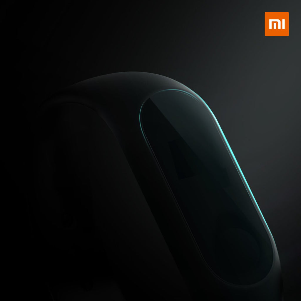 Xiaomi MI Band with Touch Display