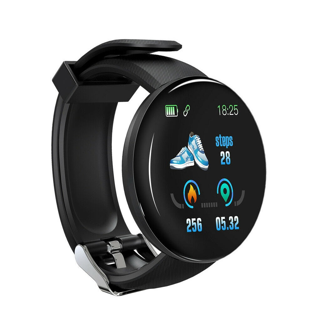 D18 Fitness Bracelet Tracker Smart Band, Smartwatch